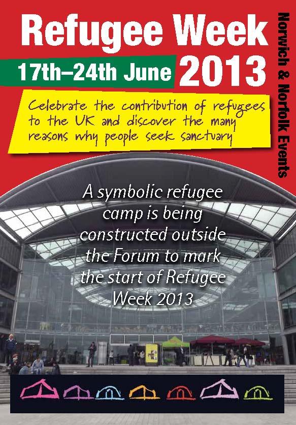 Refugee week 2013